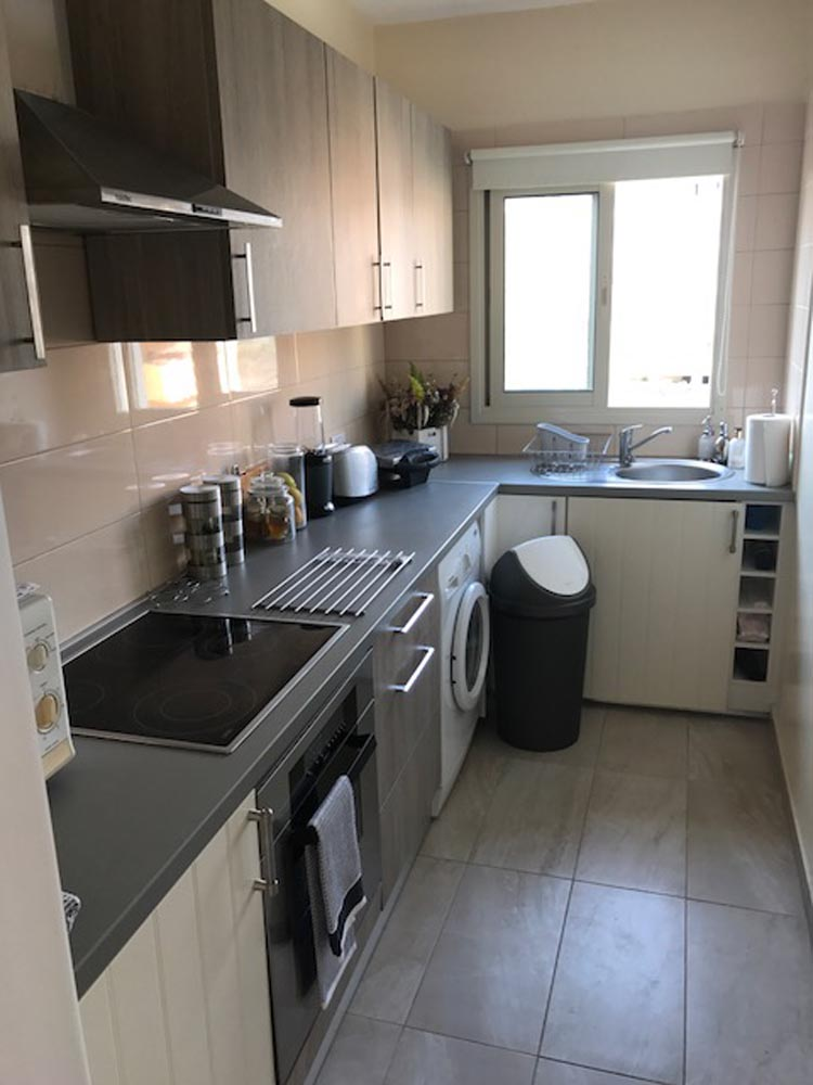 One bedroom apartment in Agios Tychon, Limassol