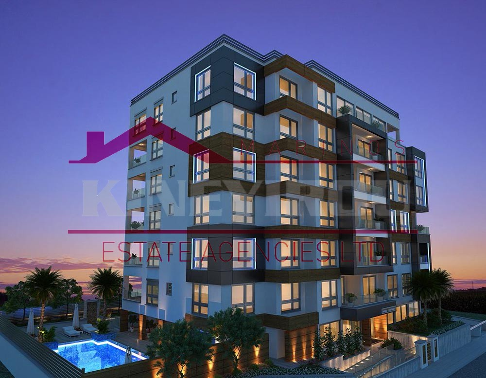 One bedroom apartment for sale in Limassol