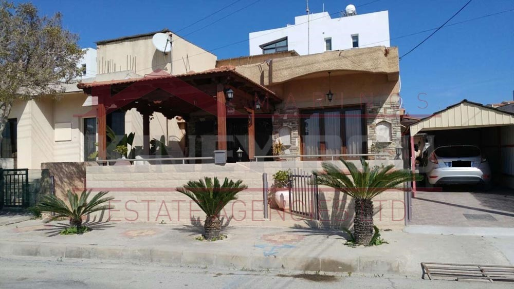 Beautiful house for sale in Kamares, Larnaca