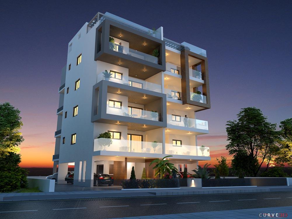Larnaca properties – apartment in Agios Nikolaos