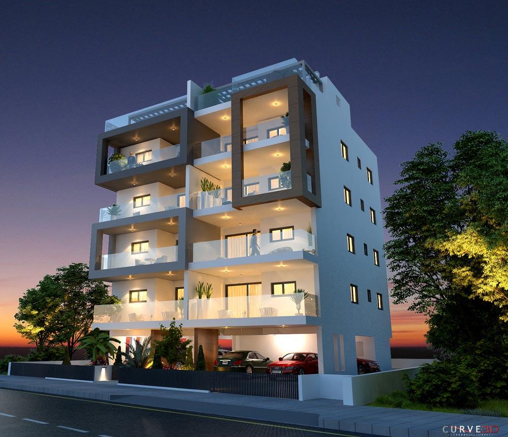 Luxury apartment for sale in Agios Nikolaos, Larnaca