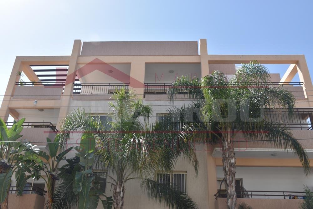 Three bedroom penthouse for rent – Limassol Kapsalos