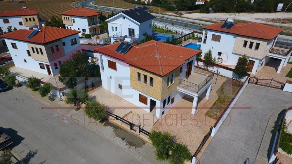 Property in Larnaca, Dekelia road, 4 bedroom House.