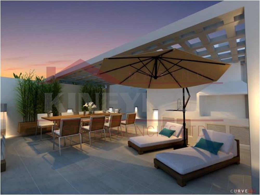 Luxury Residences For Sale Near Hospital- Larnaca