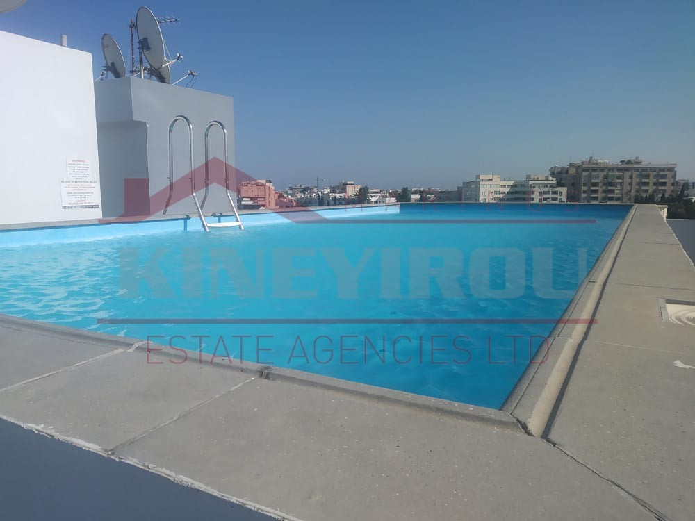 Luxury 2 bedroom apartment for sale in Larnaca town center