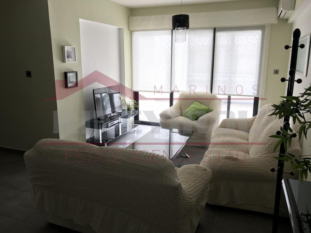 2 Bedroom Apartment For Sale in Larnaca Town Center