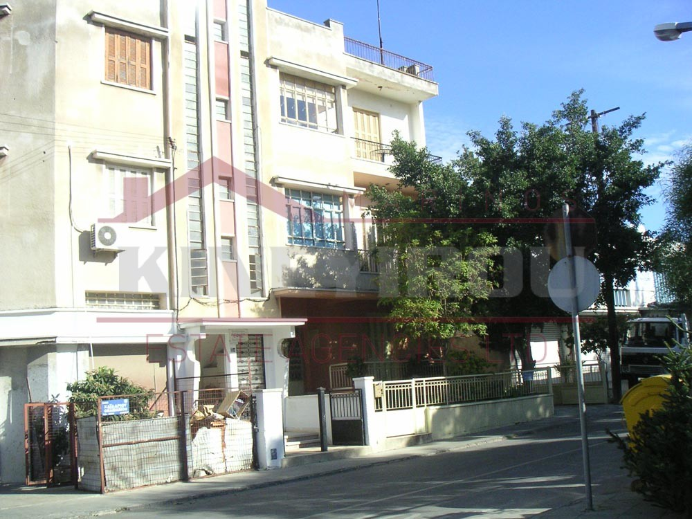 Property in Cyprus For Sale – Building in Limassol