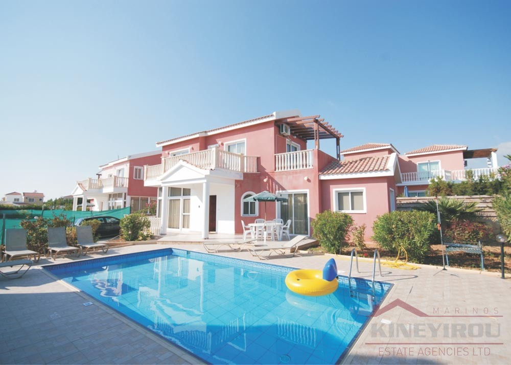 Luxury 3 Bedroom House In Limassol