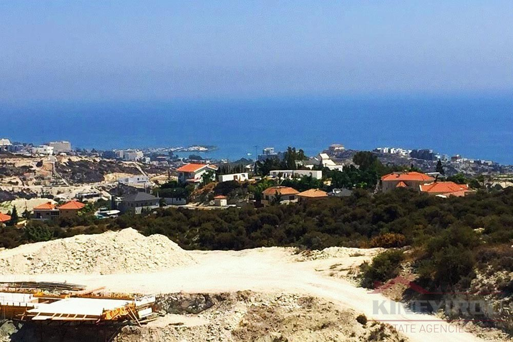 Land For Sale in Limassol – Ayios Tychonas
