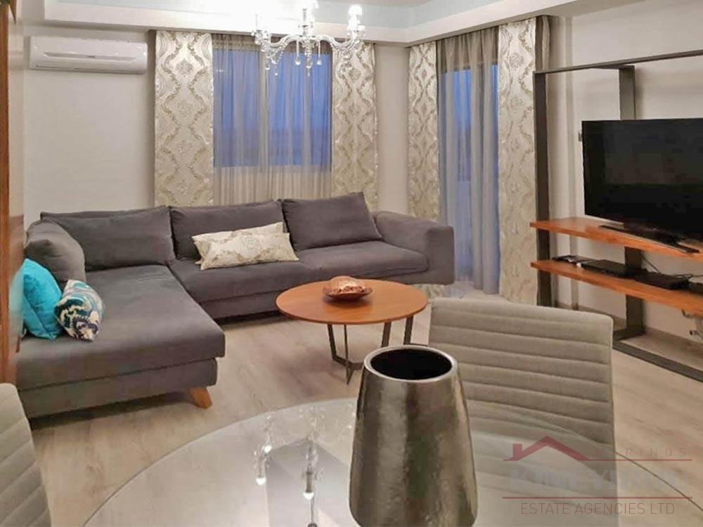 Luxury 3 Bedroom Apartment For Rent in Faneromeni