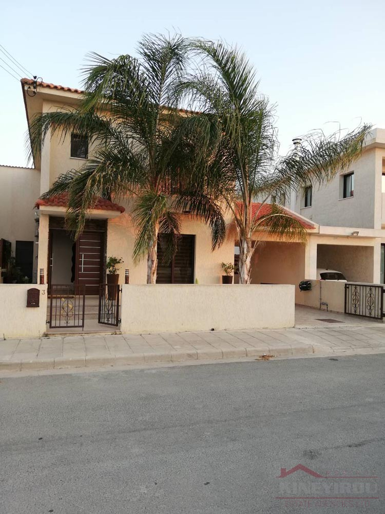 Beautiful 4 Bedroom House for Sale in Larnaca-Aradippou