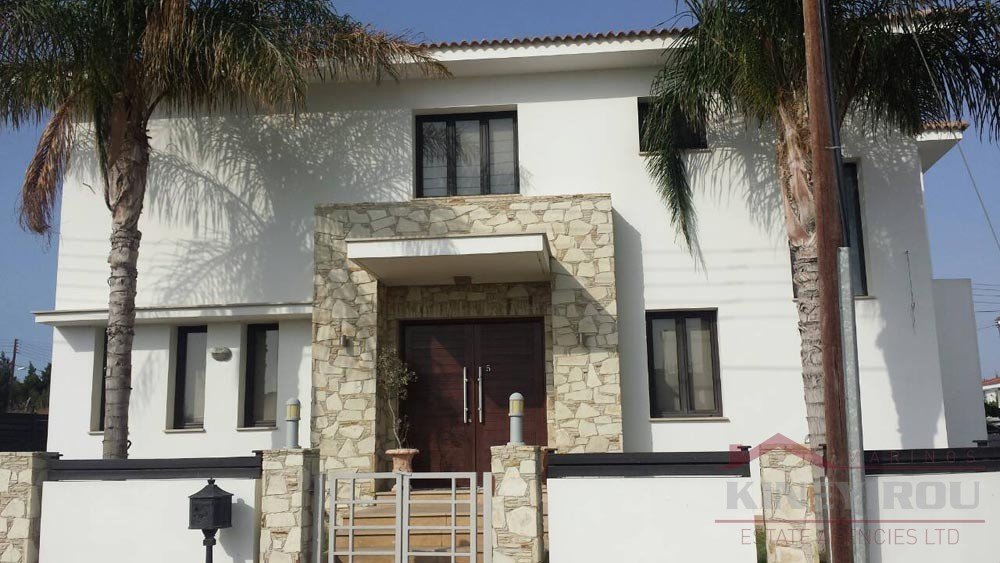Wonderful 4 Bedroom House For Sale Larnaca-Aradippou