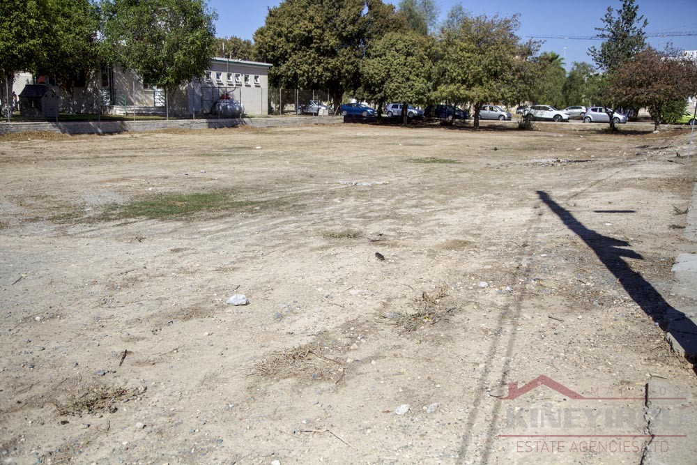 Plot for sale near K. Cineplex area, Larnaca