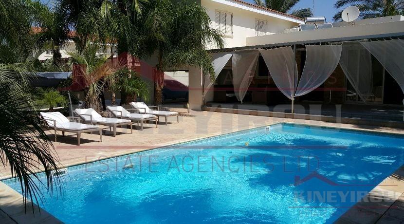 Luxury Three Bedroom House For Sale in Pervolia, Larnaca