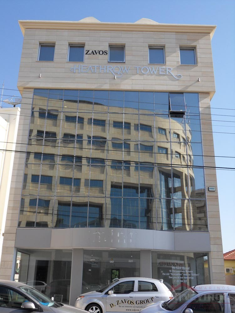 Offices For Rent In Limassol