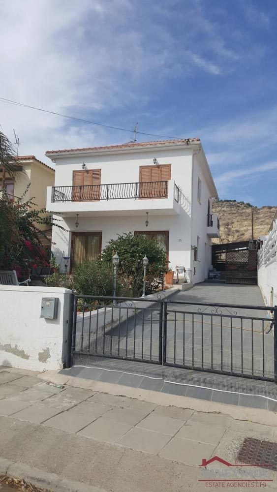 Detached House For Sale In Oroklini-Larnaca