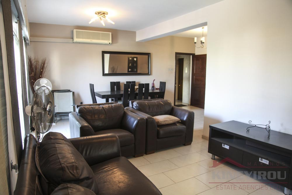 Three bedroom apartment for rent in Larnaka, Drosia