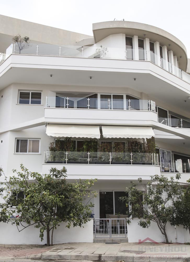 Lovely two bedroom ground floor Apartment for Sale in Larnaca – New Hospital Area