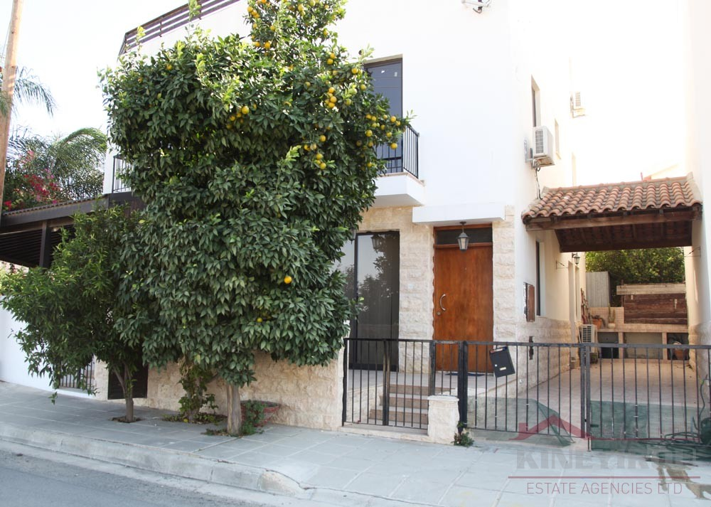 Beautiful Three Bedroom House For rent In Kamares, Larnaca