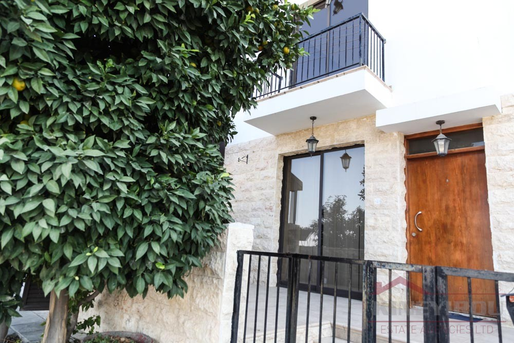 Beautiful three bedroom house for sale in Kamares, Larnaca