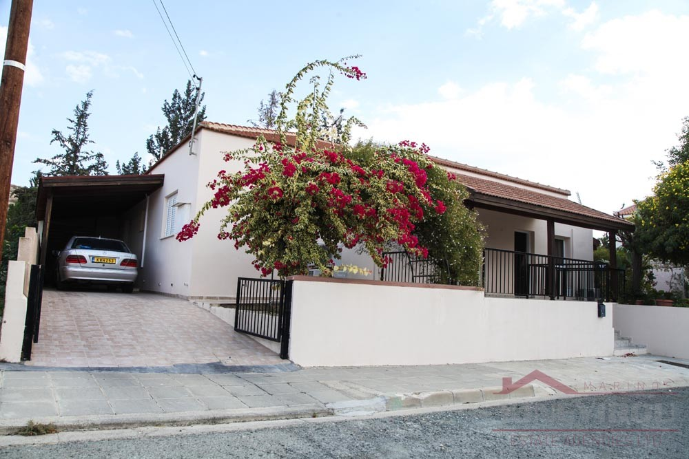 Spacious 3 bedroom house in Larnaca, Vergina