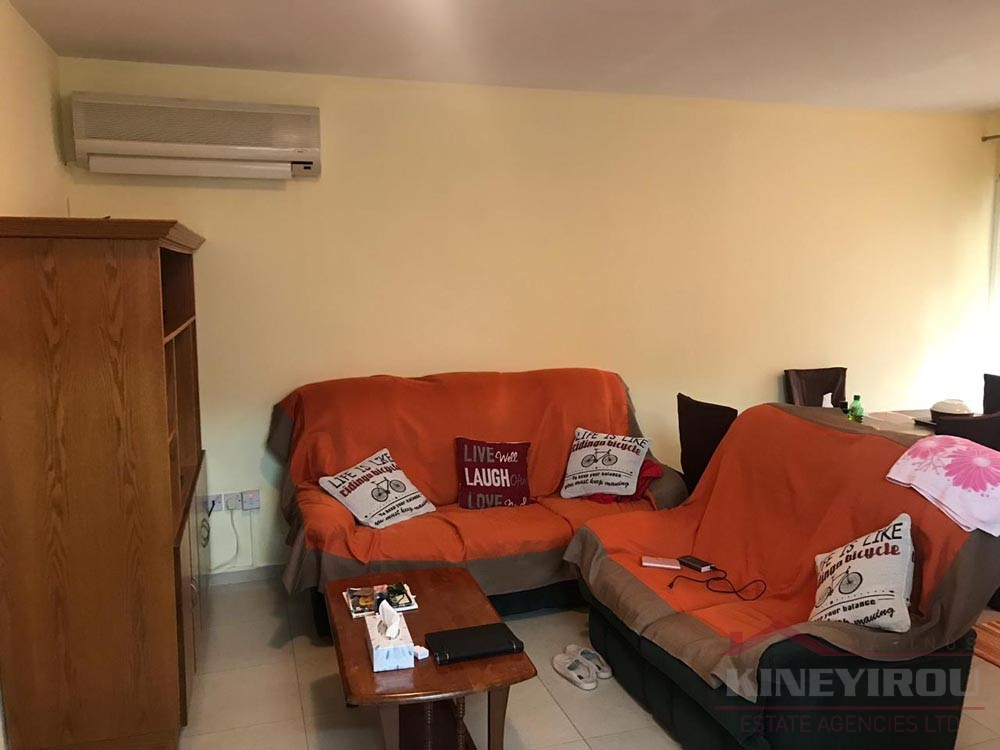 Spacious two bedroom apartment for sale in Larnaca Town Centre