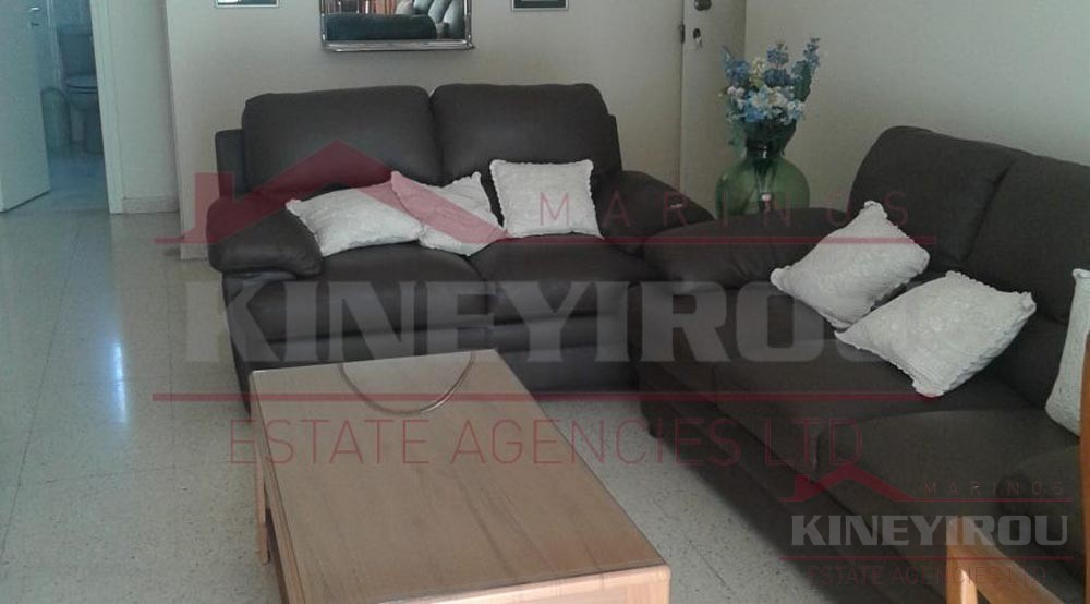 Spacious apartment for sale in town center – Larnaca