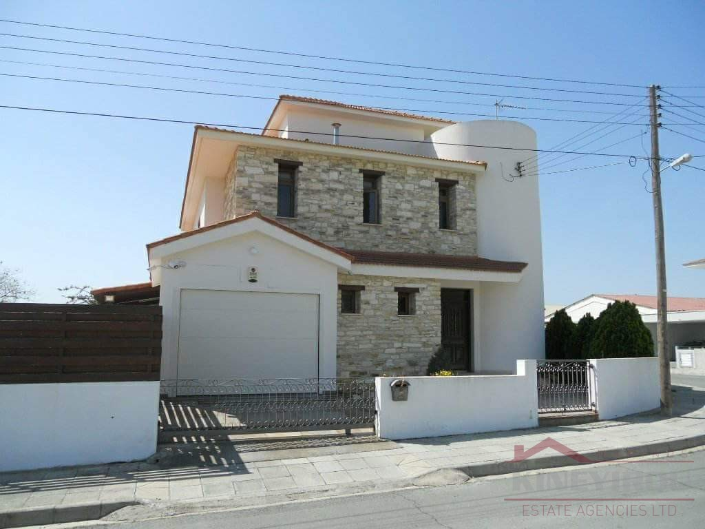 Luxury 4 Bedroom House For Sale In Larnaca-Aradippou