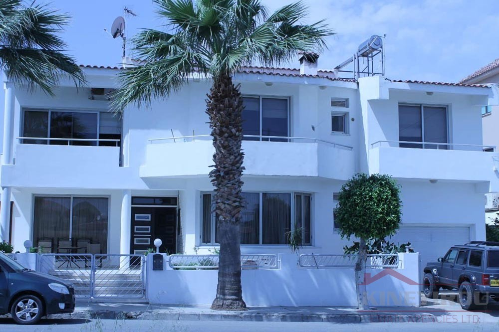 Beautiful 4 bedroom house for sale in Kamares, Larnaca