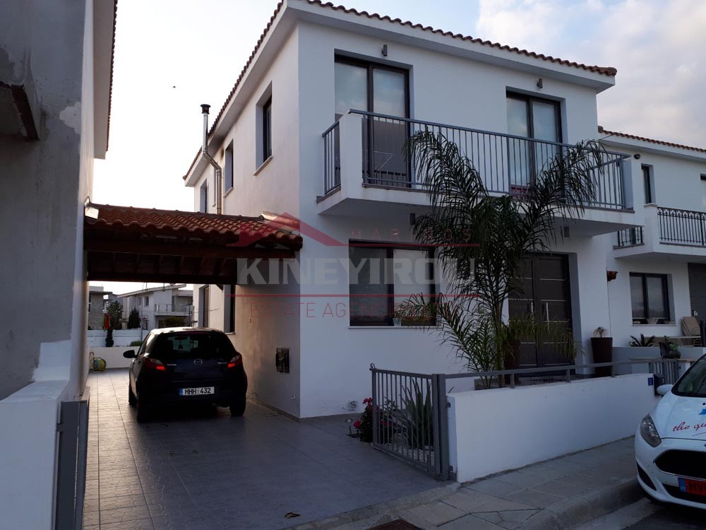 Beautiful House For Sale In Larnaca- Pyla