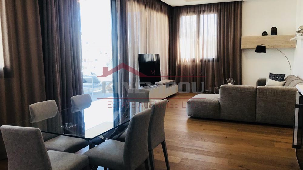 Luxury Apartment For Rent In Germasogia- Limasol