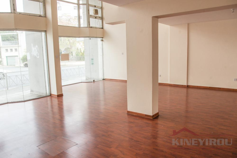 Shop for rent in the town center of Larnaca