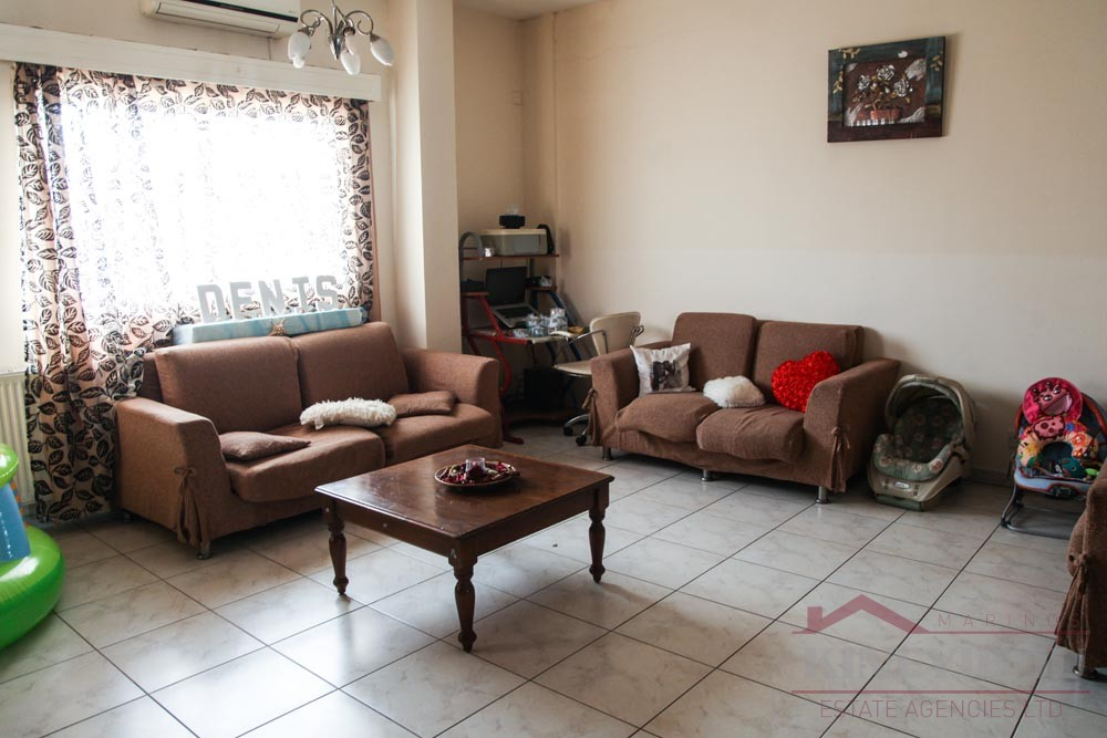 Lovely two bedroom apartment for sale in Limani, Larnaca