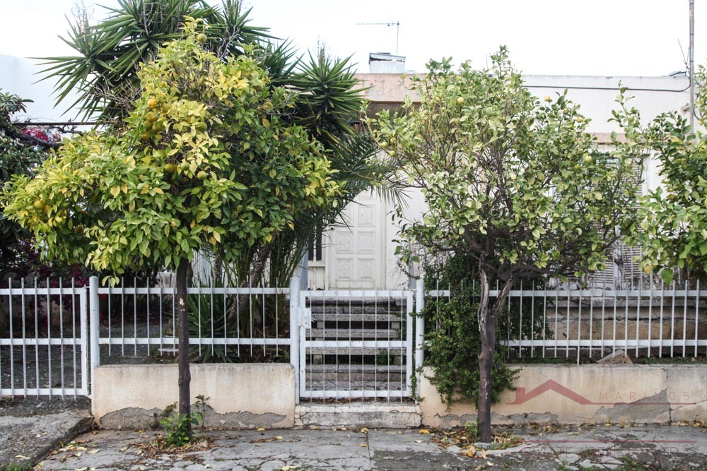 Two bedroom unfurnished house for sale in Kamares, Larnaca