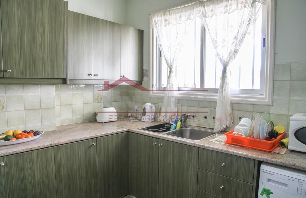 Two bedroom apartment for sale in Faneromeni area, Larnaca