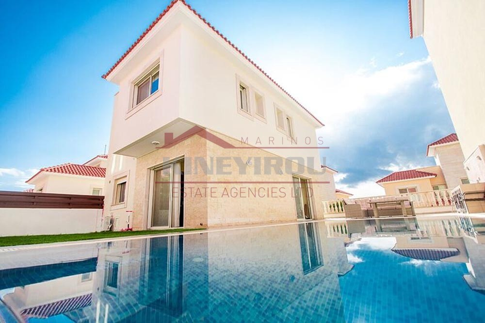 Luxury House For Sale in Limassol