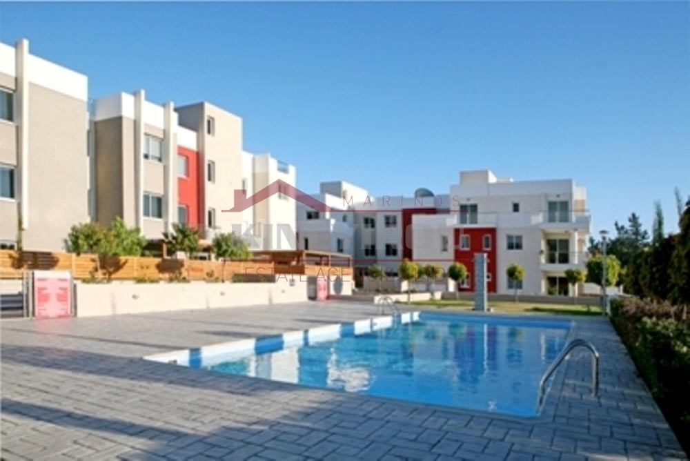 Apartment For Rent in Germasogia-  Limassol
