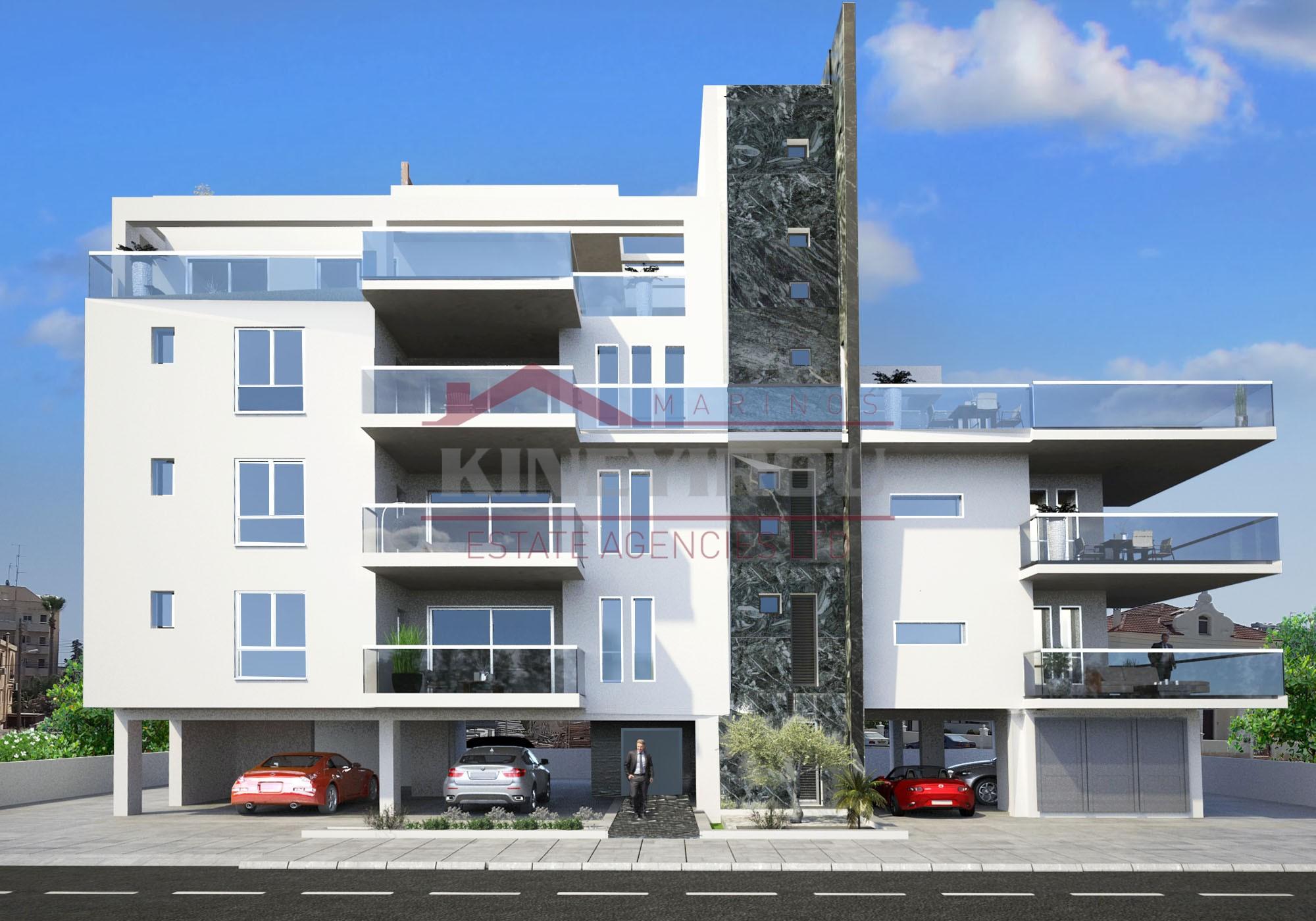 Luxury apartment  In Larnaca