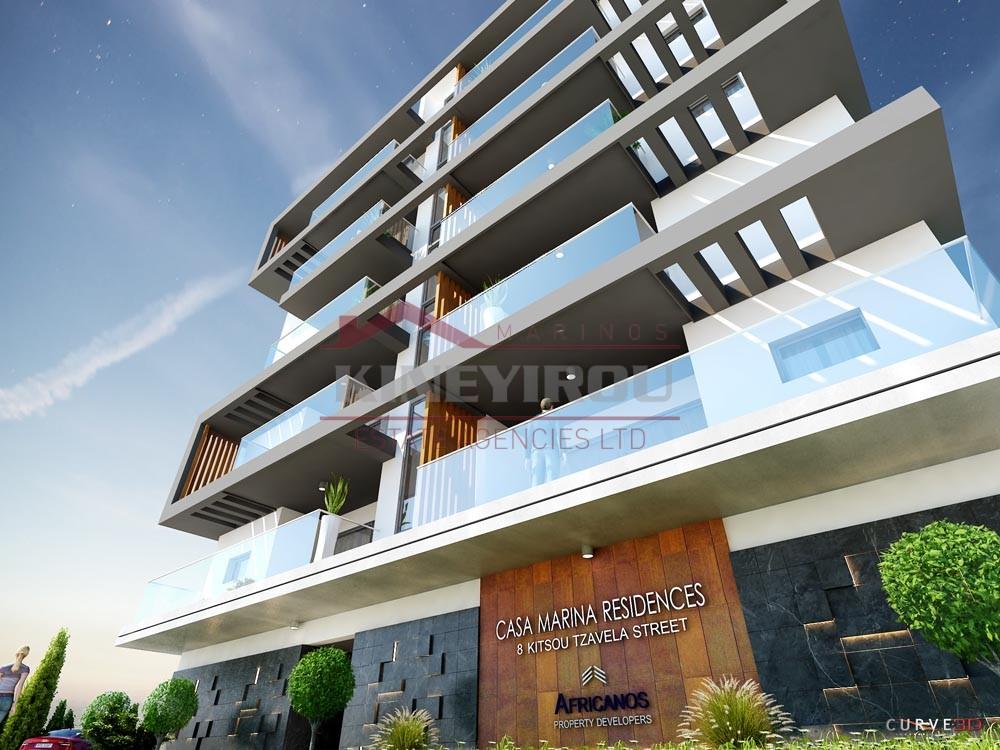 Luxury Apartments For Sale Near Debenham, Larnaca