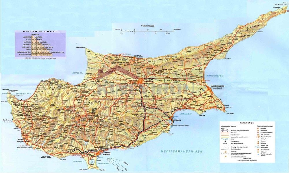 Plot For Sale In Larnaca