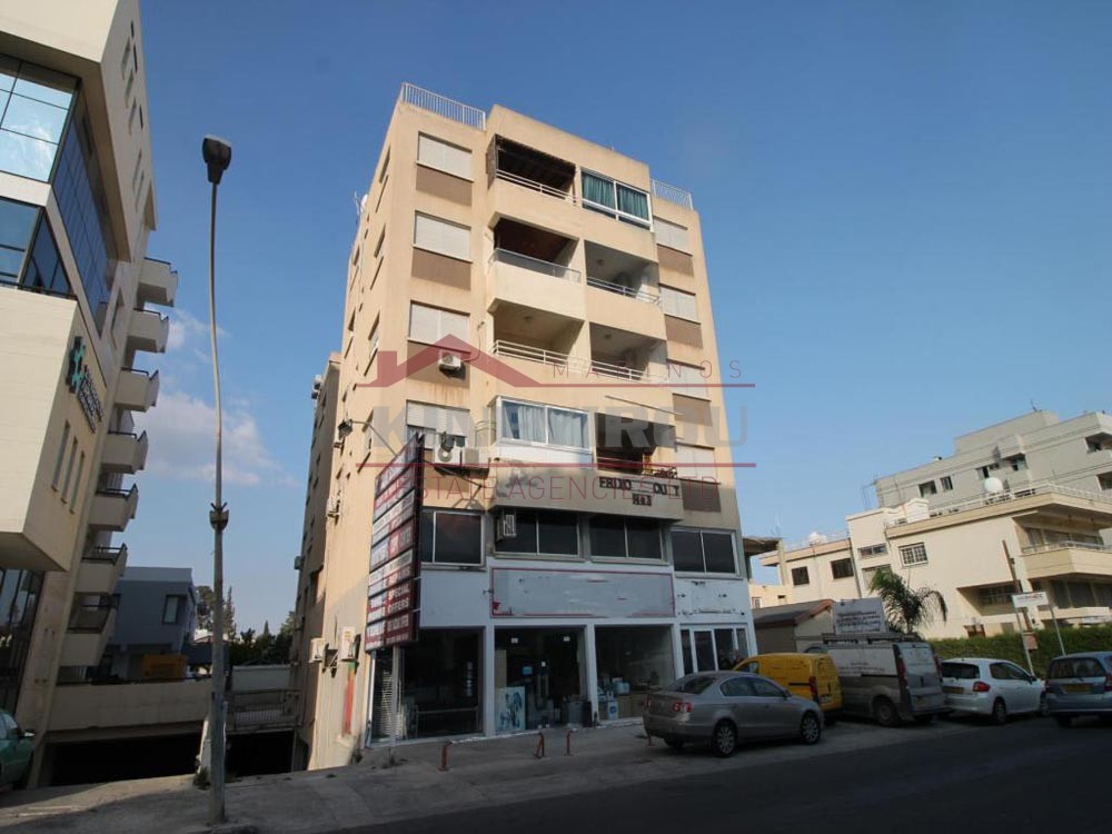 Apartment For Sale near the fire station, Larnaca