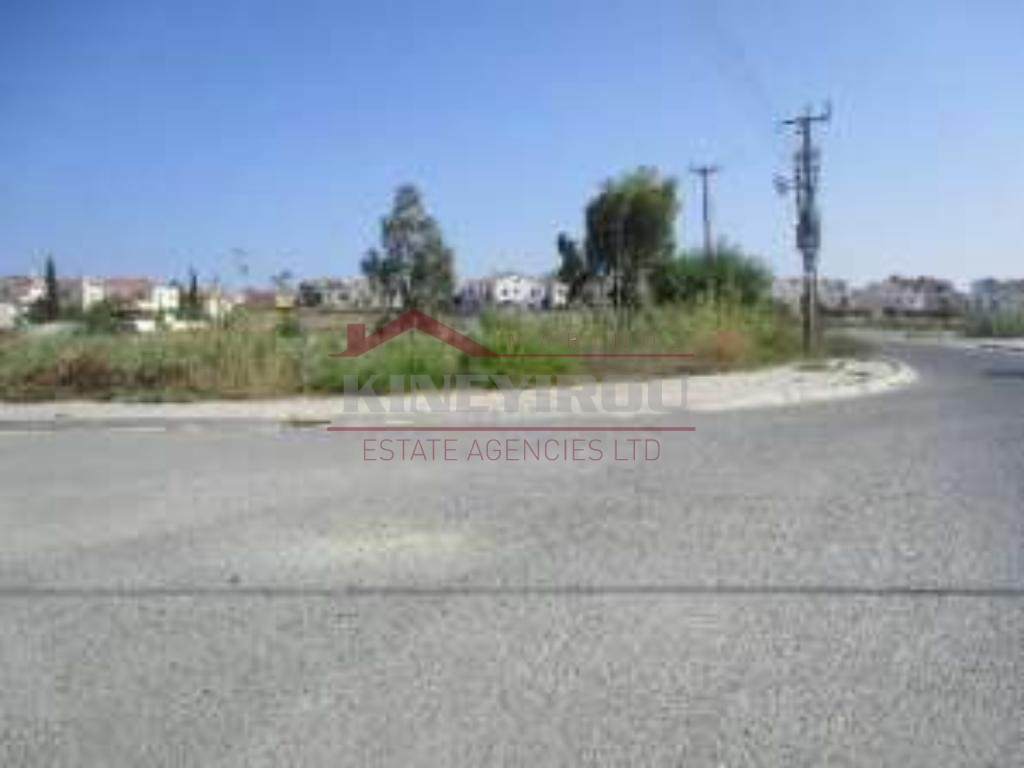 Plot For sale in Aradippou -Larnaca