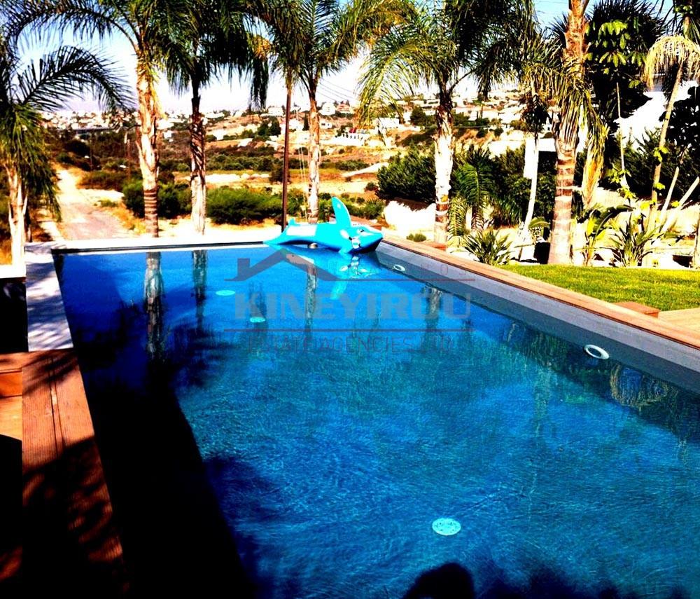 Villa For Rent in Moutagiaka – Kalogiroi in Limassol