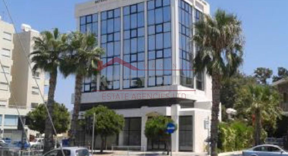 Building For Sale in Larnaca town center