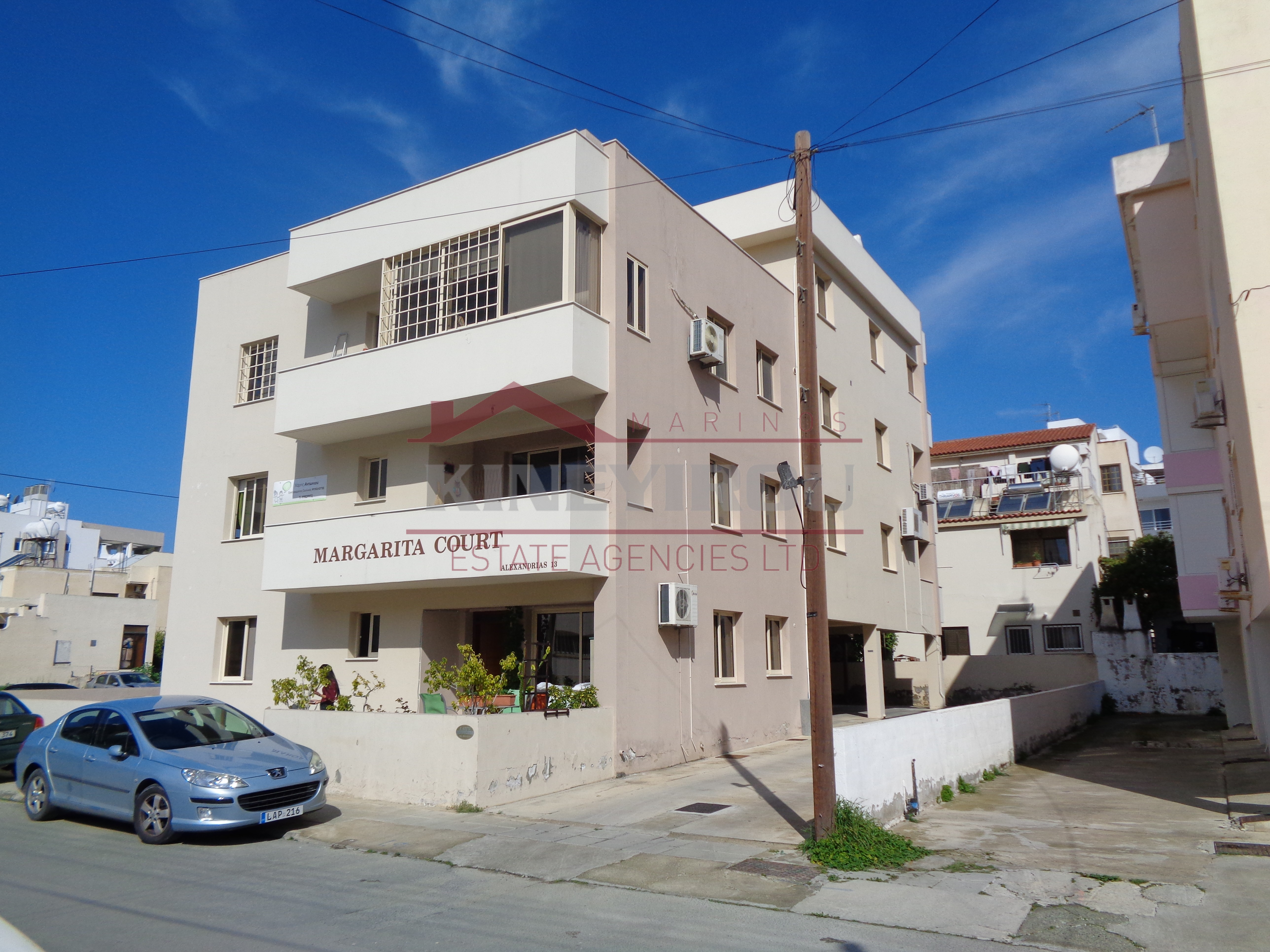 3 Bedrooms Apartment in Larnaca
