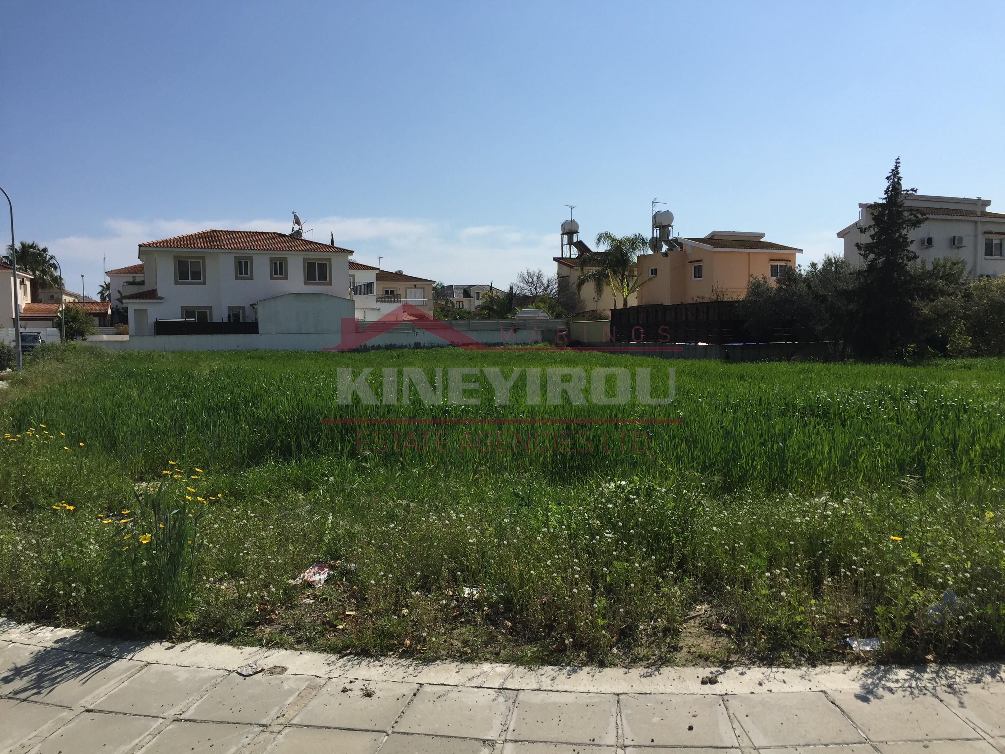 Plot for Sale In Oroklini-Larnaca