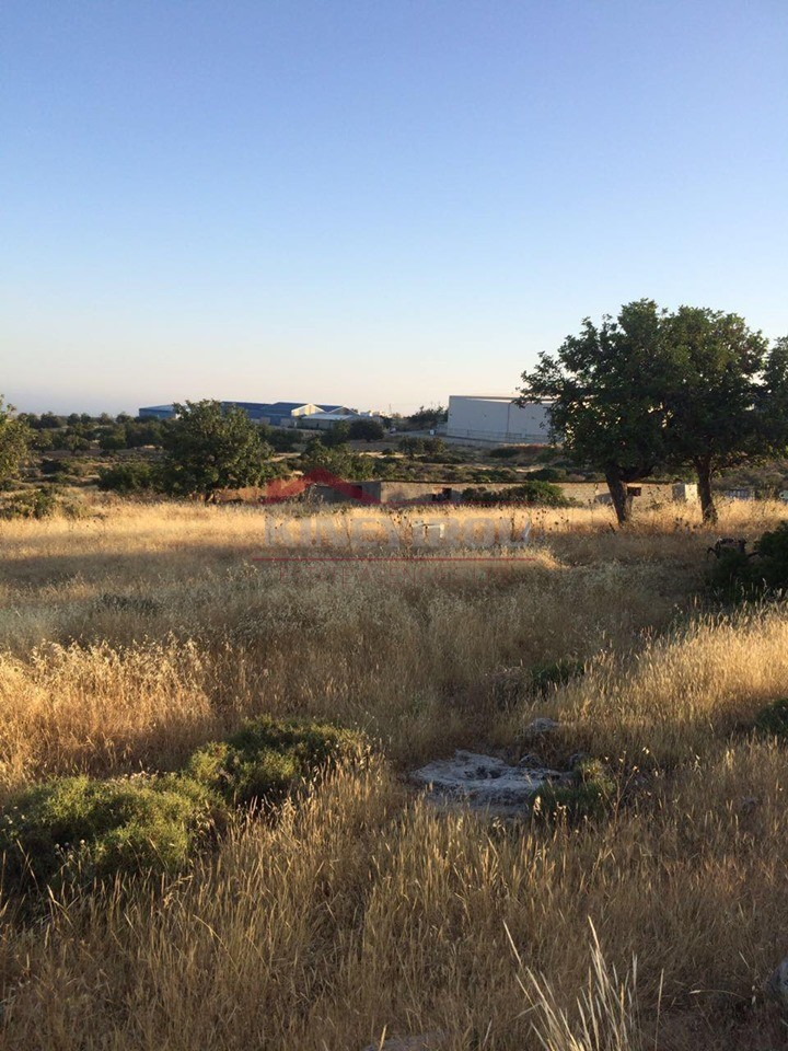 Plot For sale in Agio Sila (Ipsona), Limassol