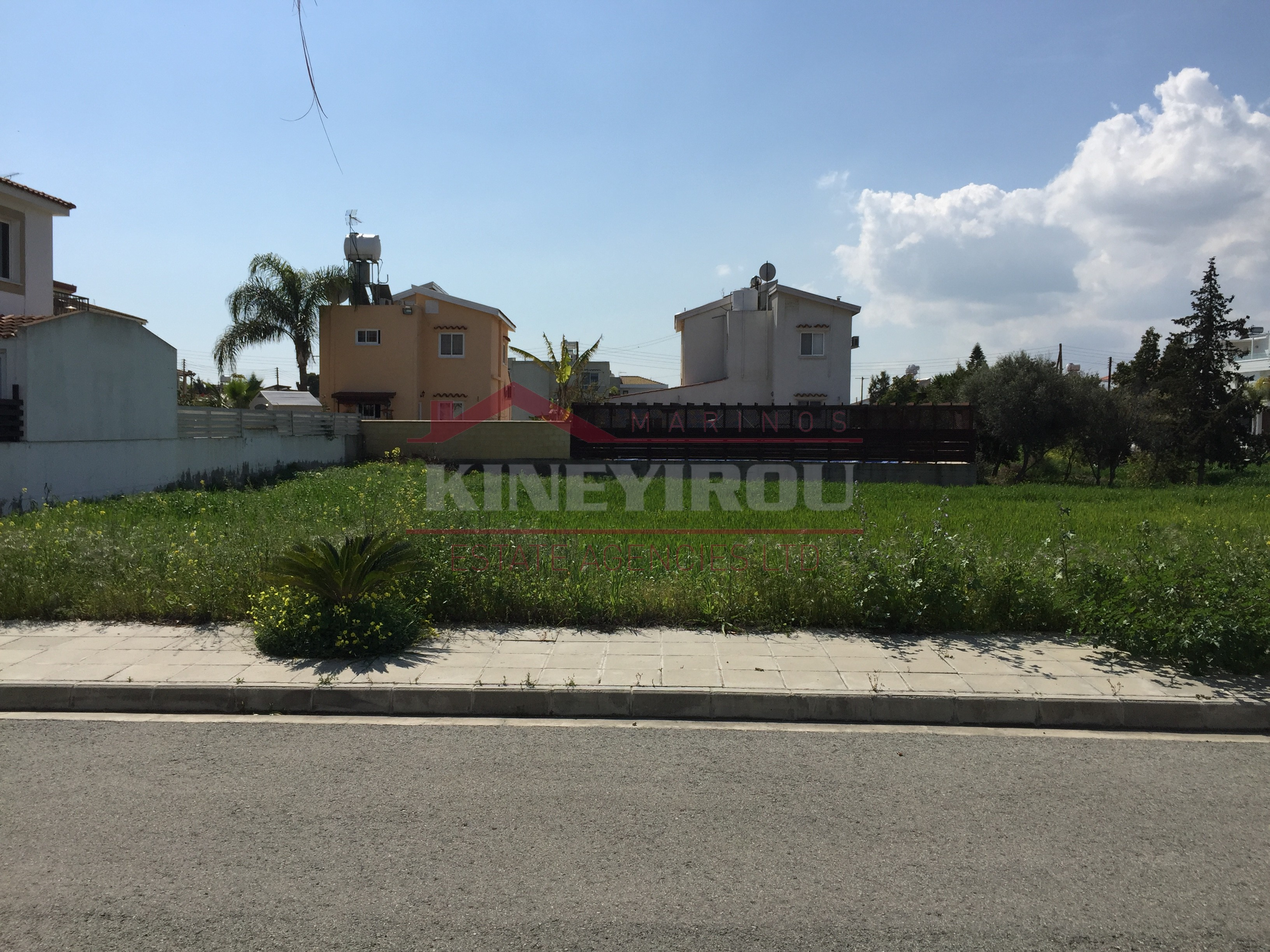 Plot For Sale in Oroklini-Larnaca
