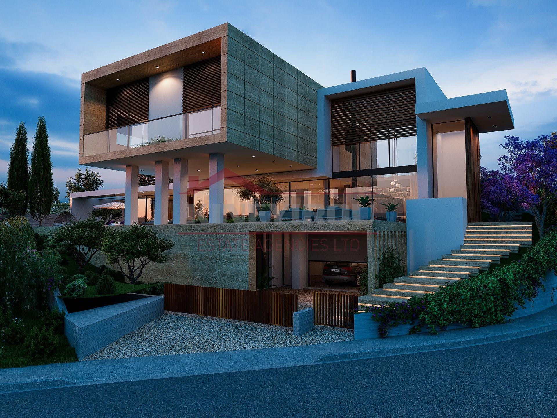 Villa For Sale in Agios Tichonas, Limassol