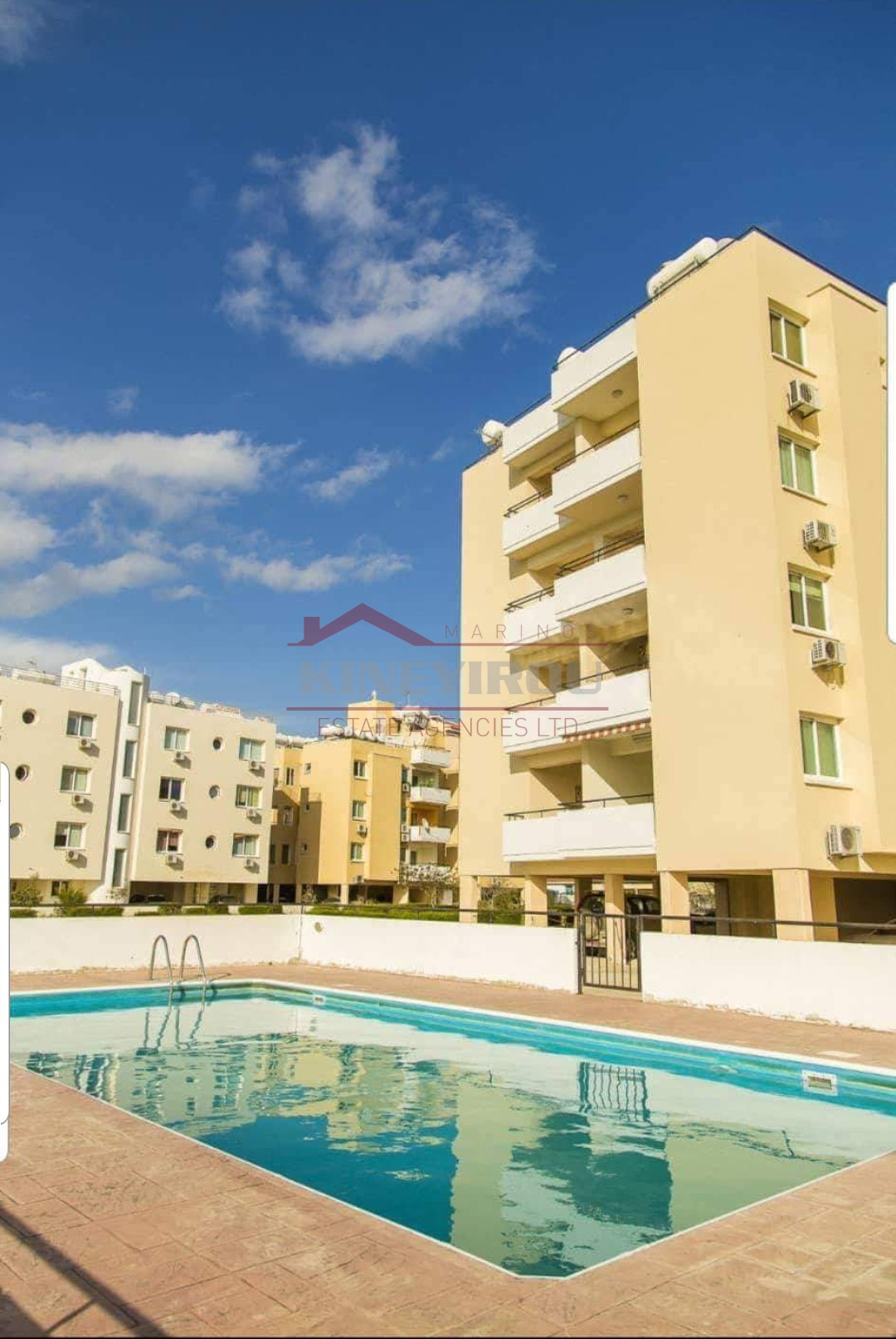 One bedroom apartment for rent, Makenzie — Larnaca